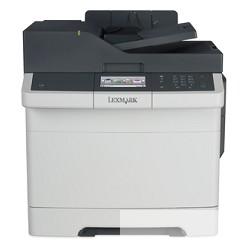 Lexmark CX410de Лазерное цветное (А4, 30стр/<wbr>м, копир/<wbr>принтер/<wbr>сканер/<wbr>дуплекс/<wbr>автопод 1200х 1200dpi,256МВ) [28D0566]