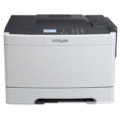 Lexmark CS410dn Лазерный цветной A4, 1200*1200dpi, 30 стр/<wbr>мин, дуплекс, сеть, 256M Б [28D0070]