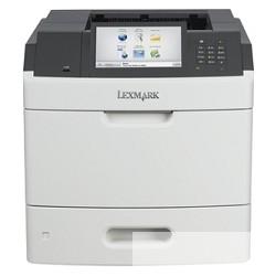 Lexmark MS812de Лазерный A4, 1200*1200dpi, 66 стр/<wbr>мин, дуплекс, сеть, 512M Б, тачскрин [40G0360]