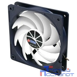 Case fan Titan 92x92x25mm [TFD-9225H12ZP/KU(RB)] 4pin, 10-25db, 900-2600rpm, 126g, Z-AXIS