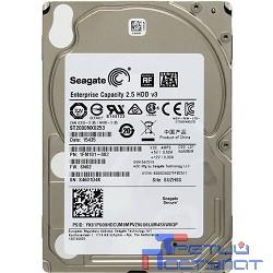 2TB Seagate Enterprise Capacity 2.5 HDD (ST2000NX0253) {SATA 6Gb/s, 7200 rpm, 128 mb, 2.5