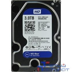 3TB WD Blue (WD30EZRZ) {Serial ATA III, 5400 rpm, 64Mb buffer}