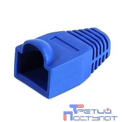 5bites US016-BL Колпачок  для коннектора RJ45 синий, 100шт
