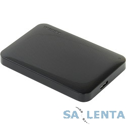 Toshiba Portable HDD 500Gb Stor.e Canvio Ready HDTP205EK3AA {USB3.0, 2.5″, черный}