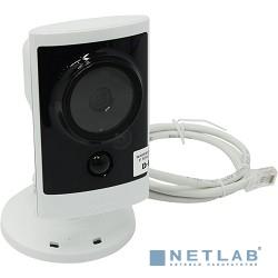D-Link DCS-2310L/A1A/A2A  Сетевая наружная интернет-камера, 1x10/100Mbps, PoE, Full HD, MPEG-4, микрофон, детектор движения