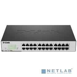 D-Link DGS-1100-24/B1A/B2A Настраиваемый компактный коммутатор EasySmart с 24 портами 10/100/1000Base-T