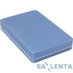 Toshiba Portable HDD 2Tb Stor.e Canvio Alu HDTH320EL3CA {USB3.0, 2.5″, голубой}