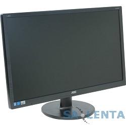 LCD AOC 24″ E2460SD2 Black {TN 1920×1080, 1ms, 20M:1, 170/160, 250cd, D-Sub, DVI}