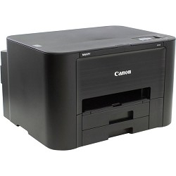 Canon MAXIFY iB4040  9491B007 принтер, A4, Двусторонняя печать,600x1200 dpi,23 (ч/<wbr>б А4), 15 (цветн. А4) стр/<wbr>мин, USB, Ethernet (RJ-45), Wi-Fi