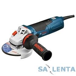 Bosch GWS 17-150 CI Угловая шлифовальная машина [06017980R6] {Ном.потр. мощность (Вт) 1700; Число об.хол.хода (мин-1) 11.500; Диам. круга (мм) 150 Картон}