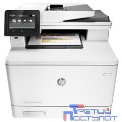 HP Color LaserJet Pro M477fnw (CF377A#B19) {МФУ лазерный p/s/c/f, A4, 600dpi, 27/27 ppm, Opt.duplex, USB, Wi-F}