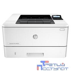 HP LaserJet Pro M402n [C5F93A] (A4, 1200dpi, 4800x600, 38ppm, 128Mb, 2tray 100+250, USB2.0/GigEth, PS3 em., ePrint, AirPrint, 1y warr, cartridge 1500, repl.CF270A)