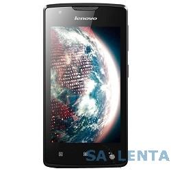 Lenovo A1000 Black DS 3G {4″,480х800,8 ГБ,5 МПикс,Android 5.0} [PA1R0025RU]
