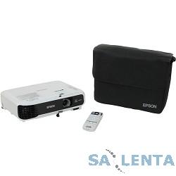 Epson EB-X04 [V11H717040] {LCD, разрешение: XGA, яркость: 2800 лм,15000:1, вес: 2.4 кг}