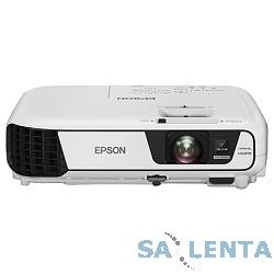 Epson EB-X31 [V11H720040] {LCD, разрешение: XGA, яркость: 3200 лм,15000:1, вес: 2.4 кг}