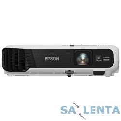 Epson EB-W04 [V11H718040] {LCD, разрешение: 1280 х 800, яркость: 3000 лм,15000:1, вес: 2.4 кг}