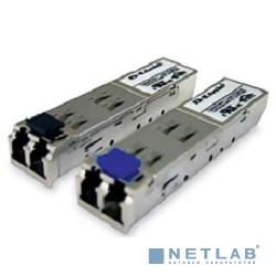 D-Link DEM-314GT/E1A SFP-трансивер с 1 портом 1000Base-LH для одномодового оптического кабеля (до 50 км)
