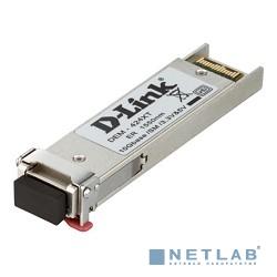 D-Link DEM-424XT PROJ XFP-трансивер с 1 портом 10GBase-ER для одномодового оптического кабеля (до 80 км)