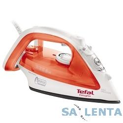 Утюг Tefal FV3912E0 красный/белый 2200Вт