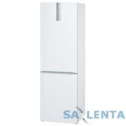 Холодильник BOSCH KGN36VW14R {185x60x65 см, 221л + 66л, 4 полки, цвет: белый}
