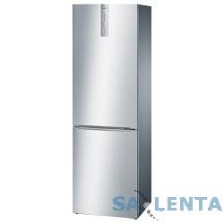 Холодильник BOSCH KGN36VL14R,  двухкамерный,  серебристый