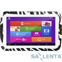Планшетный компьютер «MonsterPad» зебра (белый)  {7.0″1024х600,8Gb,1Gb,Wifi,Android 5.1} [4690539001799]