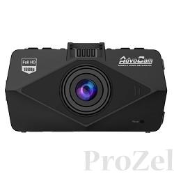 Автомобильный видеорегистратор AdvoCam-FD BLACK GPS