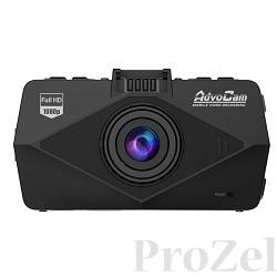 Автомобильный видеорегистратор AdvoCam-FD BLACK