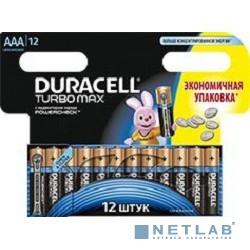 DURACELL LR03-12BL TURBO(MAX) (12 шт. в уп-ке)