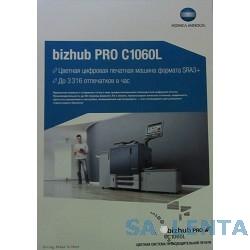 Брошюра Konica Minolta «bizhub PRO С 1060 L»