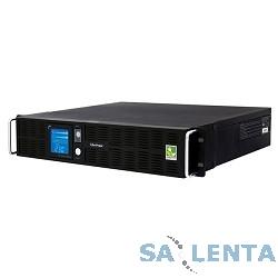 UPS CyberPower PR1000ELCDRT2U {1000VA/900W USB/RJ11/45 (8 IEC)}
