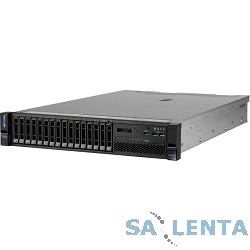 Lenovo TopSeller x3650M5 E5-2620v3 (2.4GHz) 6C, 16GB (1x16GB) 2133MHz LP RDIMM, no HDD (up to 8×2.5), M5210/2GB Flash (RAID 0-50), DVDRW, BMC5719 QP 1GbE, IMM2.1, LCD, PS (1)x 550W (up to RPS),