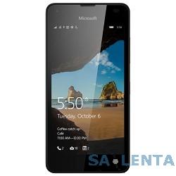 MICROSOFT LUMIA 550 WHITE {MS Windows Phone 10, 4.7″, 1280×720, microSD, 3/4G, BT, WiFi, GPS, ГЛОНАСС, 5МП} [A00026498]