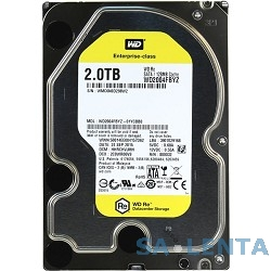 2TB WD RE4 (WD2004FBYZ) {Serial ATA III, 7200 rpm, 128Mb buffer, Raid}