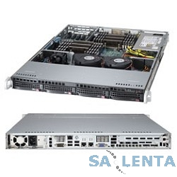 Supermicro SYS-6017R-TDT+