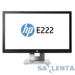 LCD HP 21.5″ E222 черный {IPS,250 cd/m2, 1000:1, 7ms, 178°/178°,VGA,DisplayPort,HDMI,USB 3.0×3 1920×1080, LED backlight,EPEAT gold} [M1N96AA#ABB]