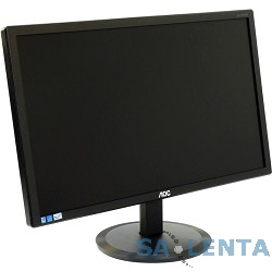 LCD AOC 20.7″ E2180SWN черный {LED, LCD, Wide, 1920×1080, 5 ms, 90°/60°, 200 cd/m, 20M:1}