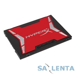 Kingston SSD 960GB HyperX Savage SHSS3B7A/960G {SATA3.0, 3.5″ bracket}