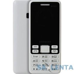 Samsung SM-B350E Duos White 2Sim {2.4″ 240×320 2Mpix BT GSM900/1800 MP3 FM microSDHC max16Gb} [SM-B350EZWASER]