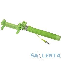 Монопод для селфи зелёный Continent SKB-112GN