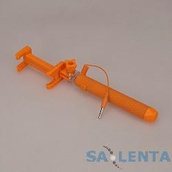 Монопод для селфи оранжевый Continent SKB-112OG