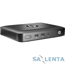 HP t420 Thin Client [M5R73AA] black AMD GX-209JA/2GB/8GB MLC flash/noDVD/HP ThinPro 32/k+m