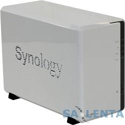 Synology DS216se СХД настольное исполнение 2BAY NO HDD USB2 DS216SE SYNOLOGY