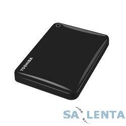 Toshiba Portable HDD 3Tb Stor.e Canvio Conect II HDTC830EK3CA {USB3.0, 2.5″, черный}