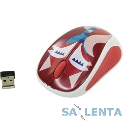 910-004476 Logitech Wireless Mouse M238 Play Collection (FRANCESCA FOX)