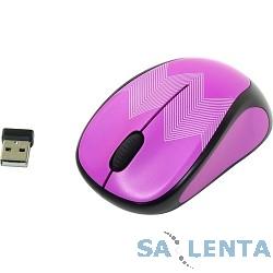 910-004483 Logitech Wireless Mouse M238 Purple ZigZag USB