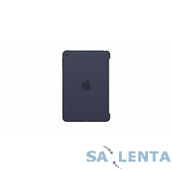 MKLM2ZM/A Чехол Apple iPad mini 4 Silicone Case — Midnight Blue