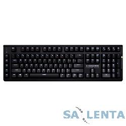 Zalman ZM-K700M Mechanical USB+PS2 {Клавиатура механическая, быстрое время отклика, топовая LED технология (9 режимов), 112 клавишь}