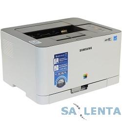 Samsung SL-C430W/XEV цветной лазерный принтер (A4, 18/4ppm, 2400×600, 64Mb, USB2.0, Wi-Fi (NFC))