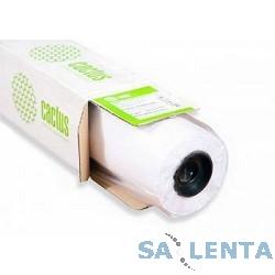 """CACTUS CS-PC90-61045 Универсальная бумага с покрытием Cactus для плоттеров 24″ ,610мм x 45м 90 г/м2 втулка 50,8мм (2"""")"""